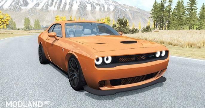 Dodge Challenger SRT Hellcat (LC) 2015 v 2.0 [0.13.0]